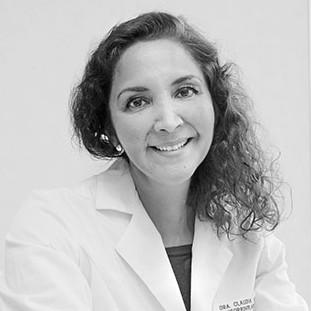Doctora Claudia Navarrete