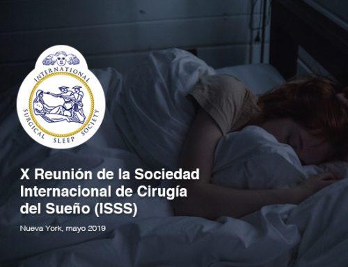 X Reunión de la Sociedad Internacional de Cirugía del Sueño